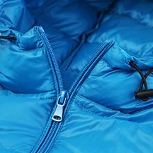 Wantdo Women's Packable Down Coat Ultra Light Weight Hip Length Hooded Jacket