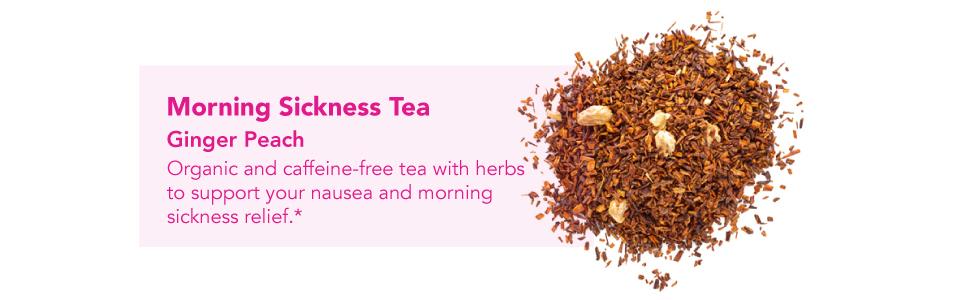 morning sickness nausea relief herbal tea pregnancy prenatal vitamins multi for women vitamin b6