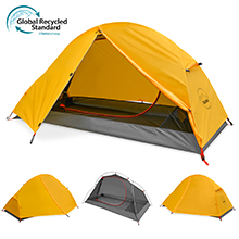 tents for backing one person