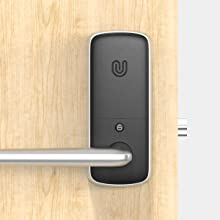 Magic Shake wifi door lock fingerprint padlock