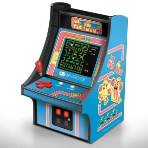 pac man micro player