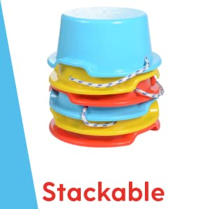 Easily Stackable