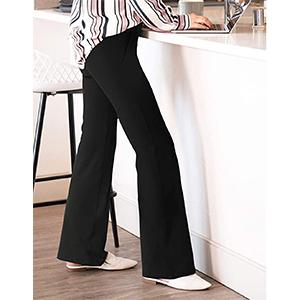 pants for women BOOTLEG WORK PANTS