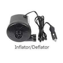 inflator/deflator motor