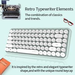 mini pink bluetooth keyboard