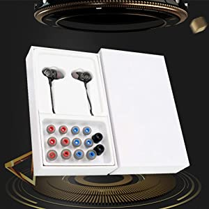 triple driver earbuds