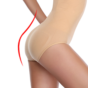 butt lifter shapewear panties for women