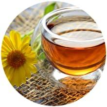 softgel water tea juice