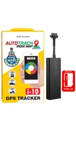 Autotrack GPS Tracker with 3 Months SIM Data
