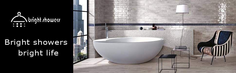 luxury shower spa