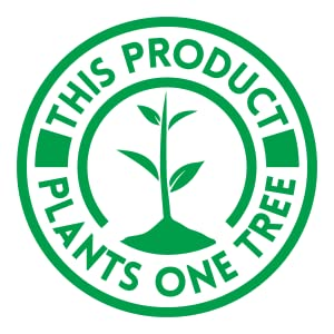 OneTreePlanted logo One Tree Planted for Each product sold