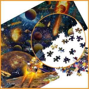 puzzle magnfique
