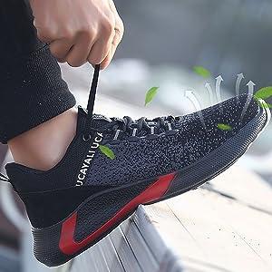zapatillas de seguridad mujer