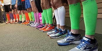 Zensah Compression Leg sleeves for shin splints