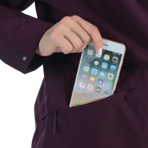 secure zipper waterproof pocket