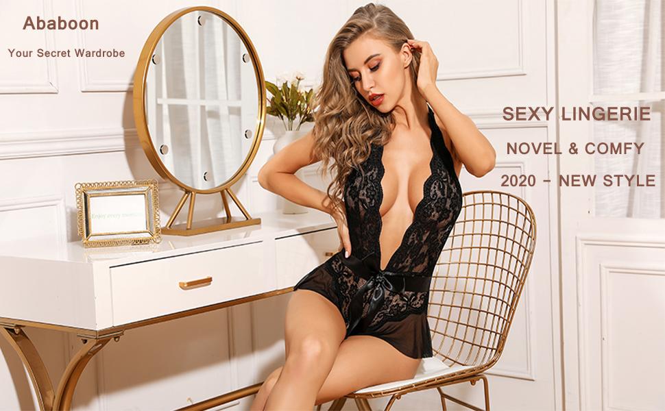 lingerie bodysuit