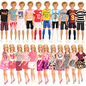 BARBIE KEN CLOTHES