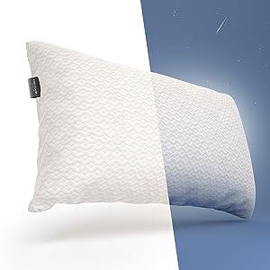 Luxury Bamboo Pillow Black Tag Soft Memory Foam