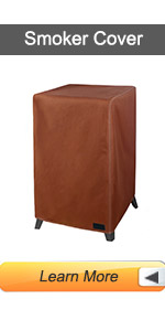 Smoker Grill Cover