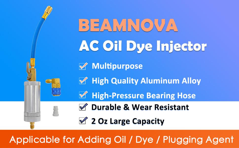 ac oil dye injector