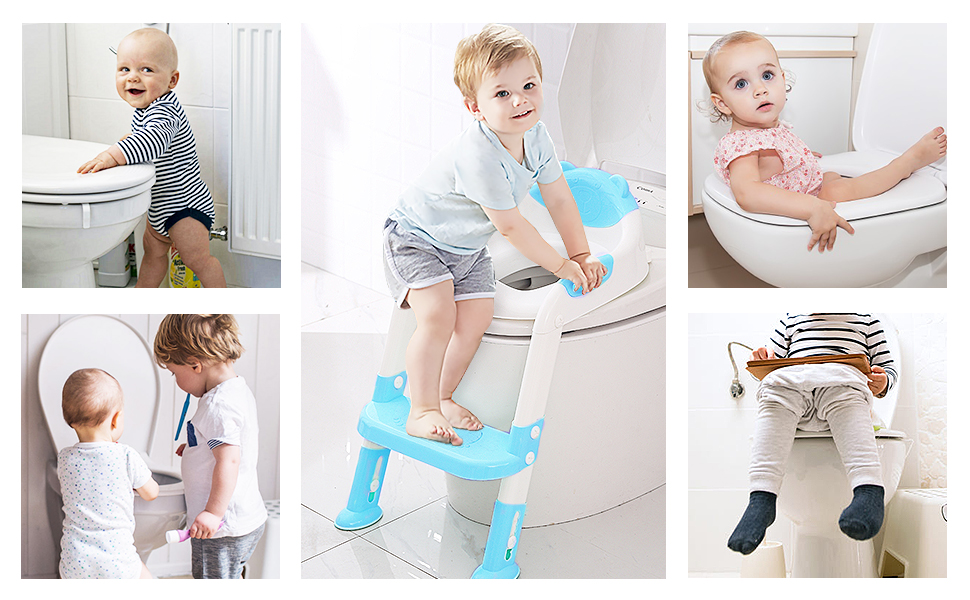 Kids potty toilet training seat