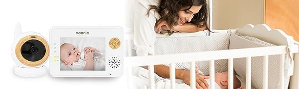 Eye babymonitor baby cameras baycare mother care