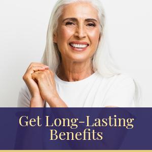 Long-Lasting Benefits