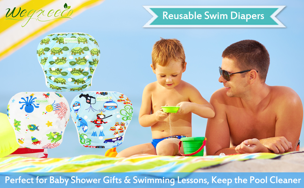 diapers for swimming