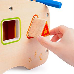 Martilleo y Golpeteo Juguetes Juguete educativo de madera