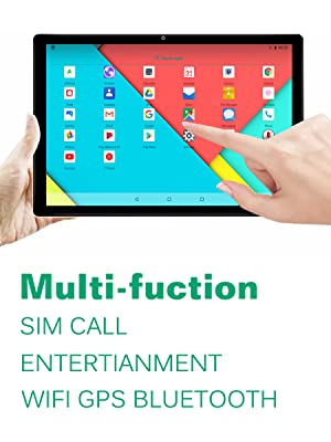 Multi-function all in one Tablet PC