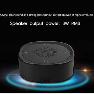 buid-in 3w speaker