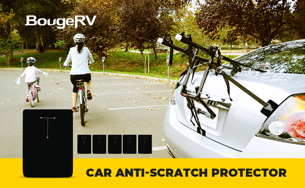 BougeRV Anti-Scratch Protector