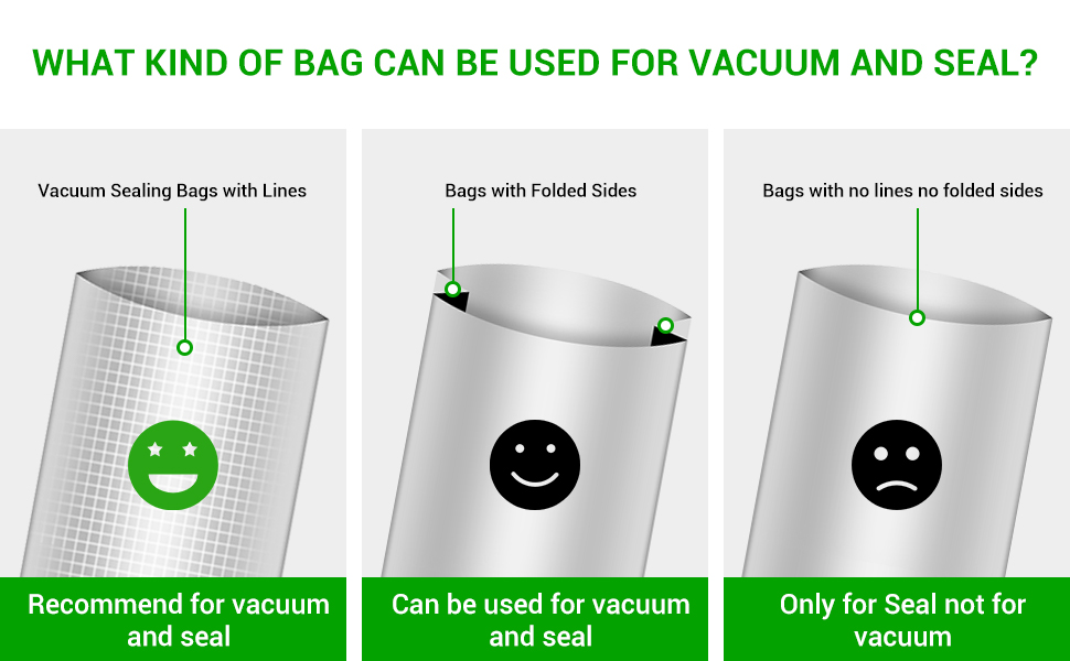 vacuum sealing bags