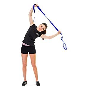 Upper Body Torso Stretch