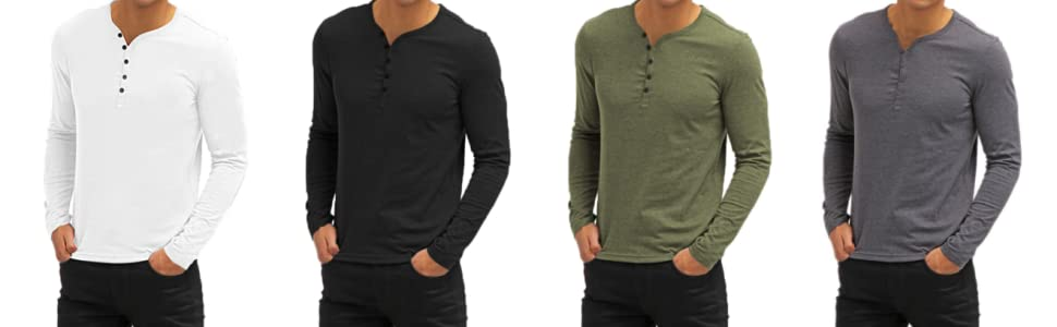 long sleeve t shirt for men