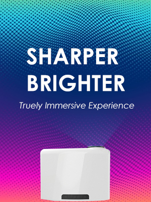sharper brighter