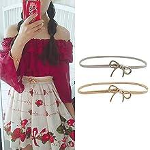 ladies waist belts for dresses