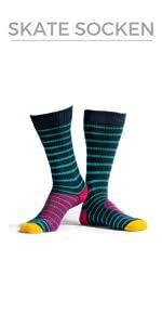 Bunte Lange BMX Socken für RadFahrer