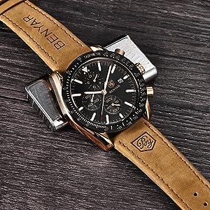 Chronograph watch men