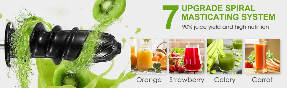 high nutrition and juice yield