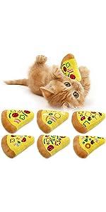 pizza Catnip Toys