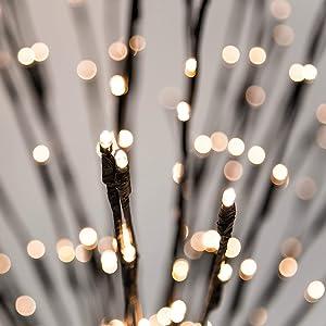 starflower lights, outdoor christmas decorations, decor xmas