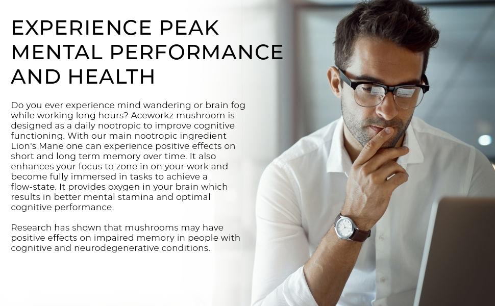 peak mental