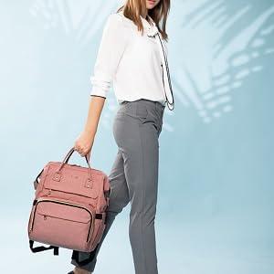 laptop backpack women