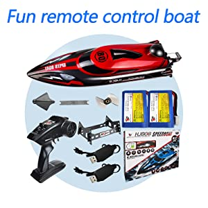 Fun Remote control baot