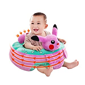Baby Sofa Infant Support Seat Learning Sitting for Soft Chair