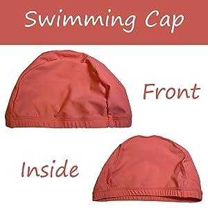 Aschlop baby boy upf50+ sunsuit swim suit swim cap sun hat