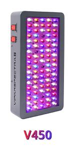 V450 led grow light