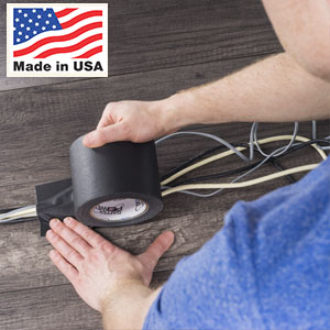 gaffers tape cloth adhesive residue film tv stage protape labeling securing  2 inch yards