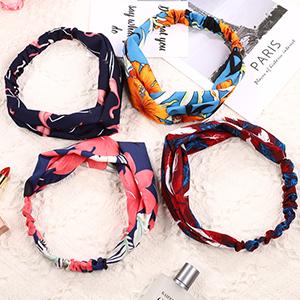 12pcs Boho  Headband Frcolor 7